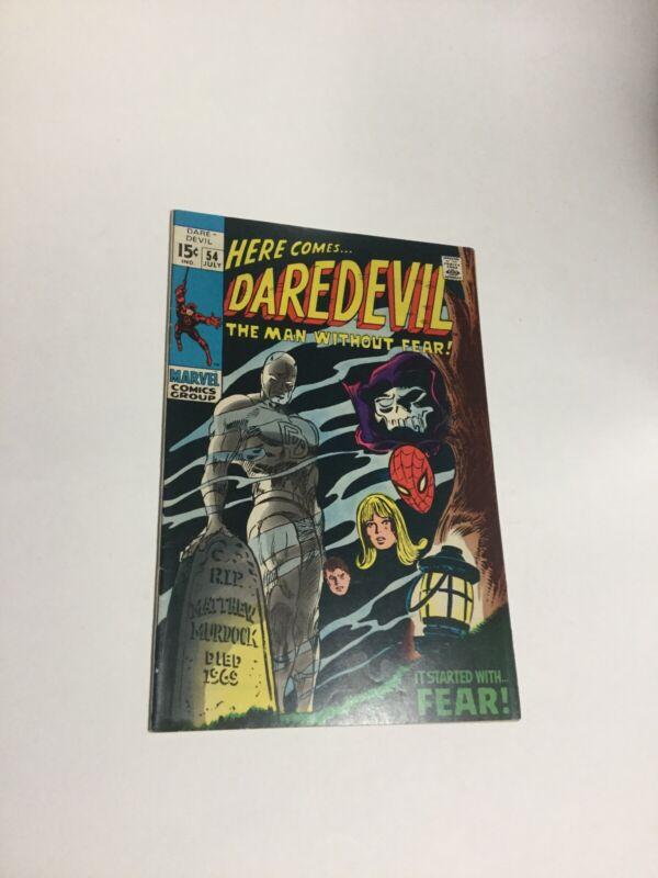 Daredevil 54 Vf/Nm Very Fine/Near Mint Marvel Comics Silver Age