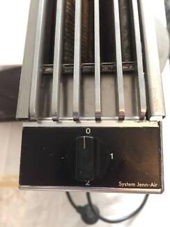Gaggenau, System Jenn air ventilation extractor unit