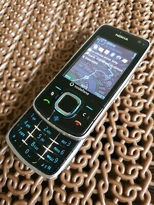 Nokia 6210 Navigator - Black (Unlocked) Smartphone