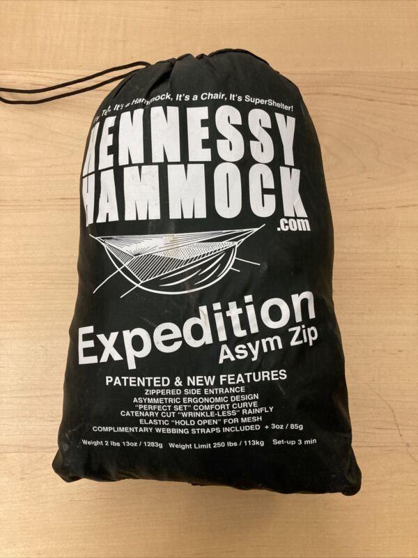 Hennessy Hammock Expedition Asym Zip Hammock