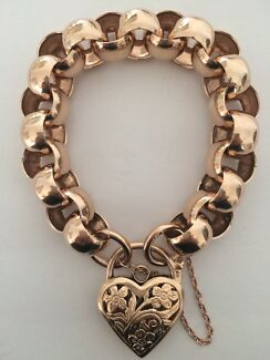 Bracelet Rose Gold belcher ladies Branxton Singleton Area Preview