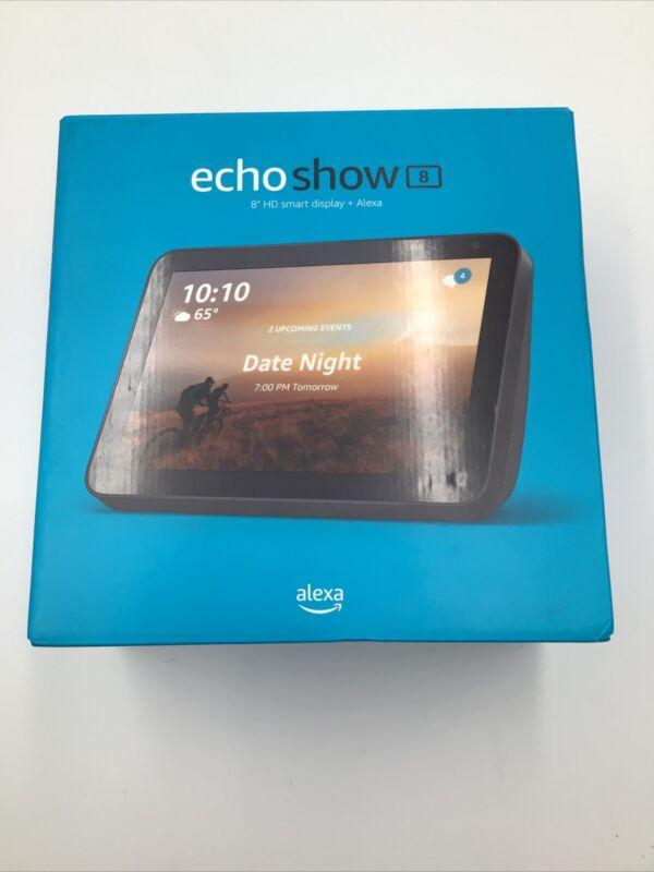 Amazon Echo Show 8 HD Smart Display - USED (READ)