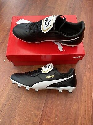 Puma King Top FG Firm Ground Men's Football Boots Size UK 11 / EU 46