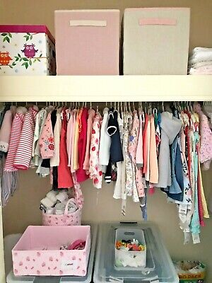 0-3 / 3-6 / 6-9 / 9-12 months BABY GIRL Clothes & Accessories - Build A Bundle