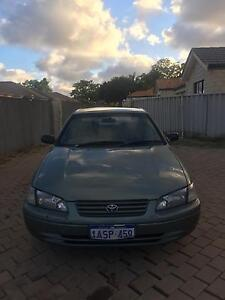 1999 Toyota Camry Sedan $1200 Carlisle Victoria Park Area Preview