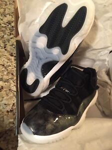 Jordan 11 low Barons US 9.5