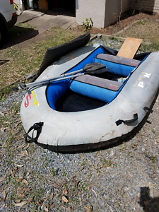 Aquarius Hard Bottom Inflatable Boat Other Boats Jet Skis