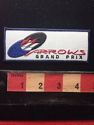Arrows Grand Prix International Race Car Patch   Automotive Related 74A5