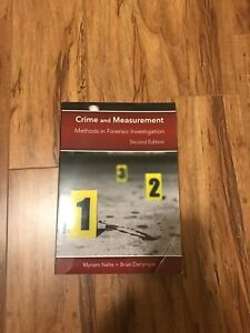 Crime and measurement