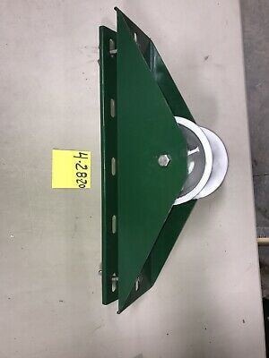 Greenlee 659 22 Tray Type Cable Sheave Tugger Puller Channel Rollers W Bracket