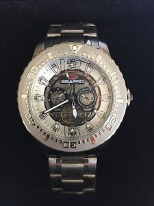 Seapro Mens Watch -  Tidal PX1 Automatic SP3310 (Men's) RRP $1095 Windsor Brisbane North East Preview
