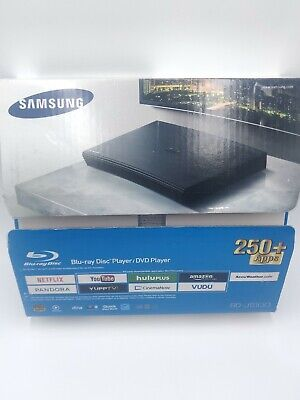 Samsung BD-J5100 Blu-ray Player - NEW IN OPEN ORIGINAL BOX