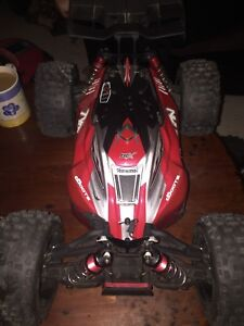 Arrma typhoon new updated rims and tires