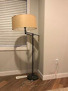 Crate and barrel lamp