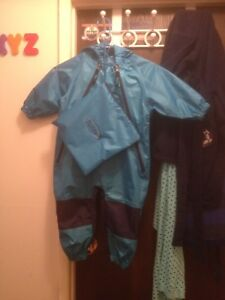 Rain/Wind tuffo suit