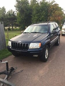 2000 JEEP GRAND CHEROKEE FOR SALE!!