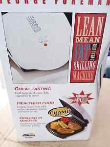 George Foreman Grill Brand New Brighton-le-sands Rockdale Area Preview