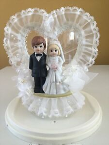 Beautiful Wedding Cake Topper
