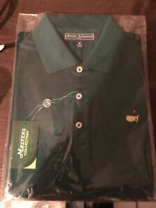 2018 masters collection men's polo