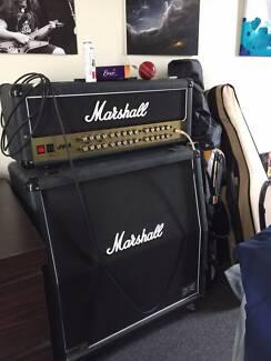 Marshall JVM410h & 1960A Speaker Cabinet - Guitar Amp - Gigs