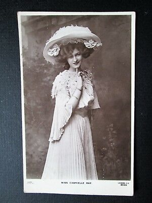 GABRIELLE RAY, THEATRE ACTRESS - RAPID PHOTO CO No 3034 (1906) for sale  Shipping to Ireland