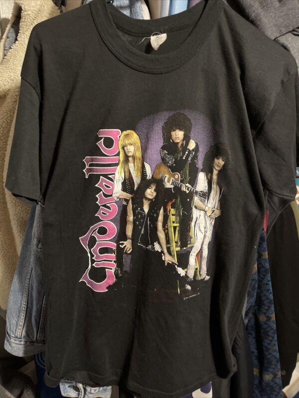 Vintage Cinderella Concert Tshirt