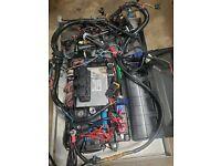 Mercury Verado Pcm/computer And Wiring Harness 275hp