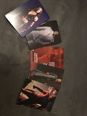 Daredevil the Movie Promo Trading Cards set from Topps 2003