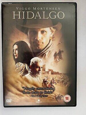 Hidalgo DVD (2004) Viggo Mortensen, Johnston (DIR) cert 12 Region 2 Acceptable