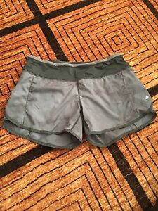 Lululemon Running Shorts size 6