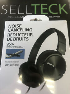 "Sony ""Noise Cancelling"" Headphones - NEW in Box"