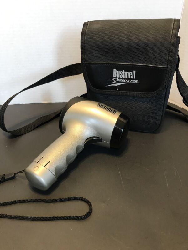 Bushnell Speedster Gun plus case