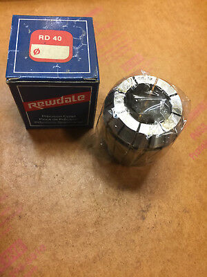 Rewdale Rd 40 Collet Rd40 Size 2932 Cnc Drilling Tapping