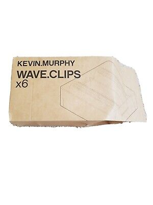 Kevin Murphy Wave Clips New X 6