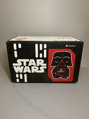 Star Wars Smugglers Bounty Box Rogue One Funko Pop Vinyl Darth Vader 158 NEW