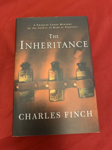 Charles Lenox Mysteries: The Inheritance 10 by Charles Finch