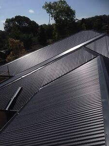Metal roofer/roof plumber Auburn Auburn Area Preview