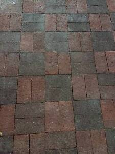 Brick pavers - about 24 to 25 square metres of them Melville Melville Area Preview