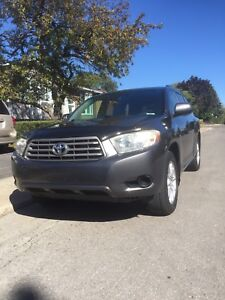 Toyota highlander 2008 impecable
