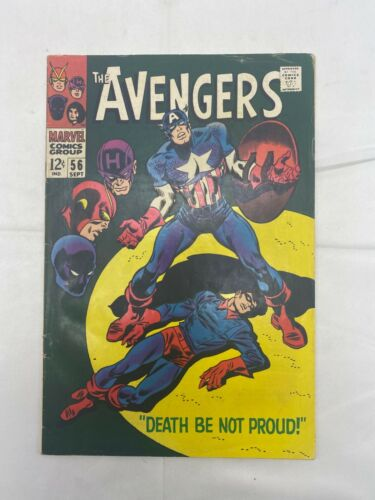Silver Age Avengers #56