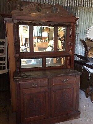 Decorative Vintage Antique Sideboard Chiffonier Dresser For Restoration18/5/D/LB