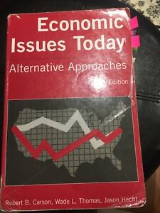 Economic Issues Today 8th Edition