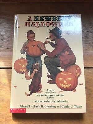 A NEWBERRY HALLOWEEN A Dozen Scary Stories selected by Martin H. Greenberg and
