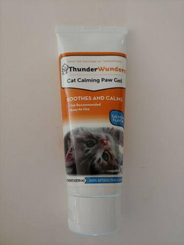 ThunderWunders Cat Calming Paw Gel | Vet Recommended to Help Reduce Situational