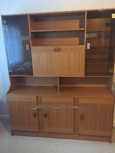 Vintage buffet & hutch, deceased estate sale Bronte Eastern Suburbs Preview