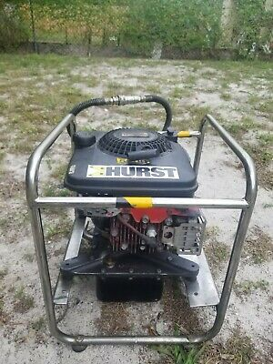 Hurst Jaws Of Life Rescue 5000 Psi Hydraulic Pump Gas For Parts