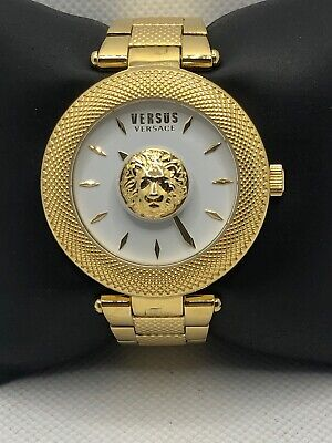 Versus Versace VSP214018 Women's Stainless Steel Analog Dial Quartz Watch OL191