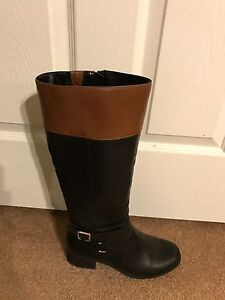 Style & Co. Boots - Size 8 worn once.
