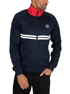 Sergio Tacchini Men's Dallas Track Jacket, Blue