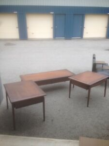 Knechtel of Hanover Lane Coffee and Side Tables